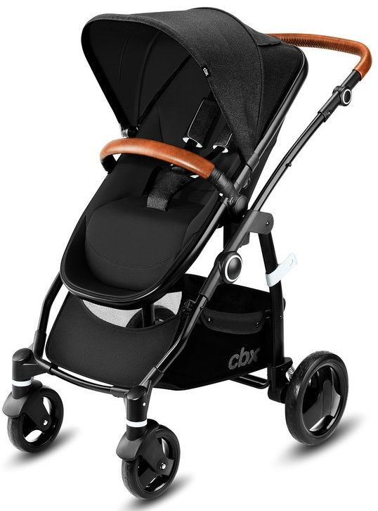 Коляска 2в1 CBX by Cybex Leotie Lux Smoky Anthracite в Таразе